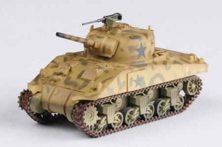 Easy Model 1/72 M4 Tank (Mid.) 4th Armored Division