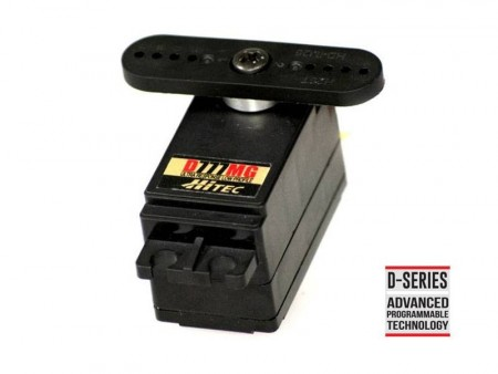 Hitec Digital Servo Low Profile D-777MG 32-Bit