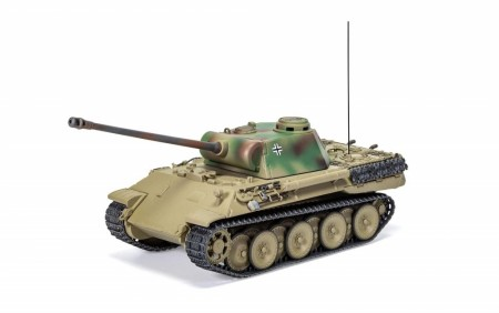 Corgi 1/50 Panzerkampfwagen V Panther Ausf. D April 1945 Defence of the Reich