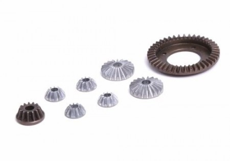 803-027 BSD Driving/Driven Gear, Diff.Gear/Bevel Gears