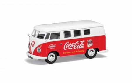 Corgi 1/43 Coca-Cola Early 1960´s VW Camper