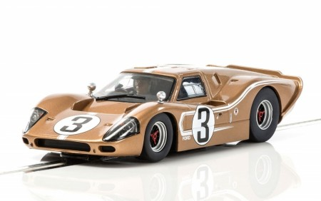 Scalextric 1/32 Ford GT MKIV - Le Mans 24hrs 1967