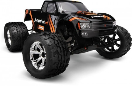 HPI 1/10 Jumpshot Monstertruck 2WD Waterproof