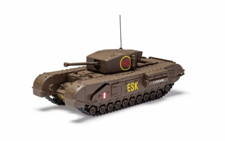 Corgi 1/50 Churchill Mk.III – 6th Scots Guards Brigade 1943
