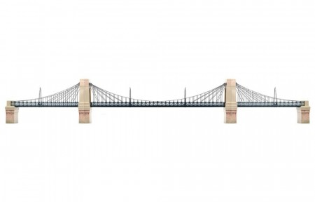 Hornby Grand Suspension Bridge