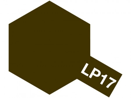 Tamiya LP-17 Linoleum Deck Brown 10ml