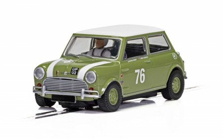 Scalextric 1/32 Austin Mini Cooper S - Goodwood 2018