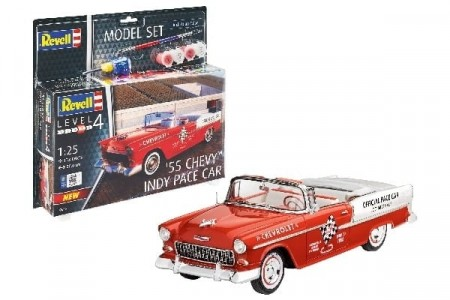 Revell Startsett 1/25 Chevy Indy Pace Car 1955