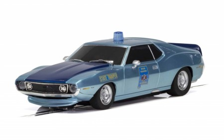 Scalextric 1/32 AMC Javelin Alabama State Trooper