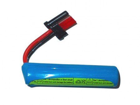 Batteri Li-ion 3,7V 700mAh FT008