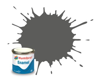 Humbrol Enamel No 31 Slate Grey - Matt 14ml