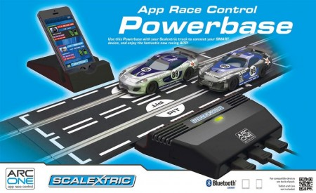 Scalextric APP Race Control Powerbase
