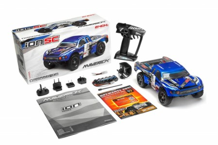 Maverick 1/18 Ion Short Course 4WD 2.4Ghz RTR