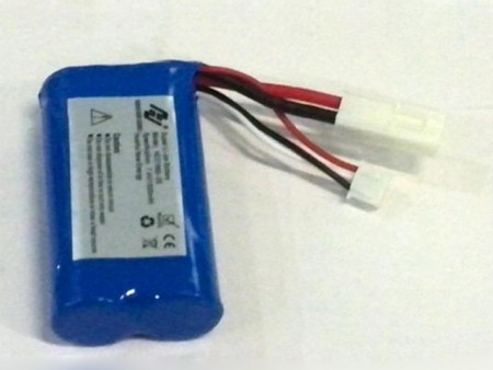 Batteri 7,4V Li-Po 1500mAh til Speed båt FT009