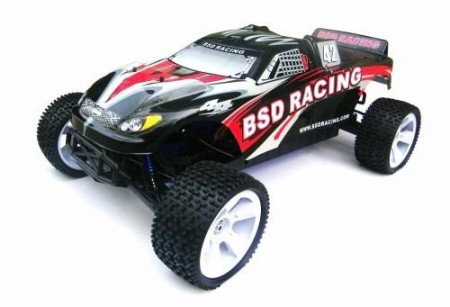 502T Truggy BL 1:5 80A