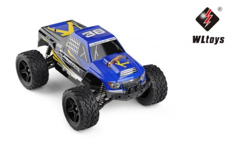 Fanatical Monstertruck A323