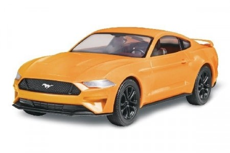 Revell Build and Play Mustang GT 2018