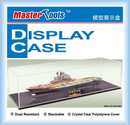 Master Tools Display Case 50,1x14,9x14,6cm
