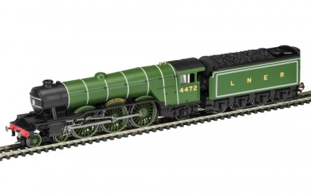 Hornby Railroad LNER 4-6-2 ´Flying Scotsman´ A1 Class DCC Fitted med TTS Sound