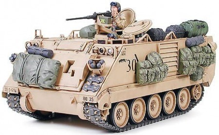 Tamiya 1/35 U.S M113A2 Armored Personnel Carrier Desert Version