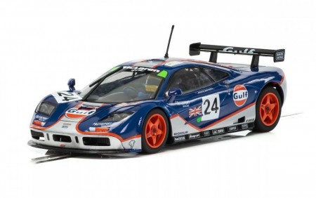 Scalextric 1/32 McLaren F1 GTR Gulf Edition - Le Mans 1995