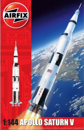 Airfix 1/144 Apollo Saturn V