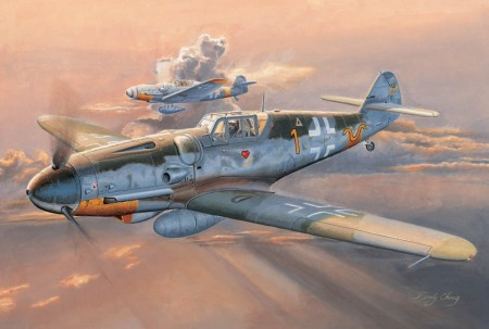 Trumpeter 1/32 Messerschmitt Bf-109 G-6 (Early)
