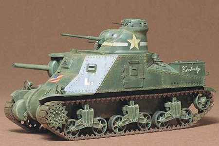 Tamiya 1/35 U.S Medium Tank M3 Lee Mk.I