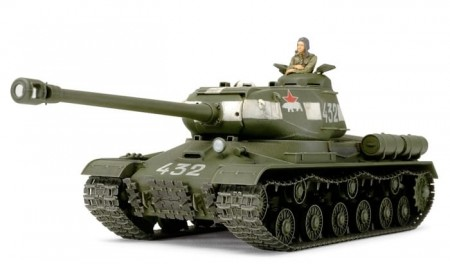 Tamiya 1/48 Russian Heavy Tank JS-2 Model 1944