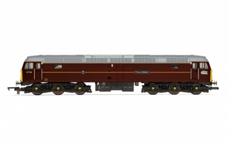 Hornby EWS Class 47/7 Co-Co 47798 ´Prince William´ - Era 9 DCC Ready