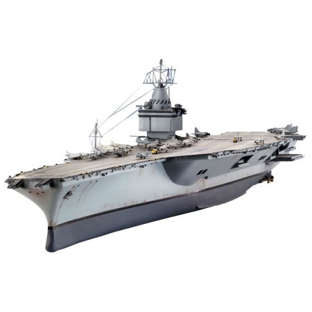 Revell 1/720 Nuclear Carrier U.S.S Enterprise