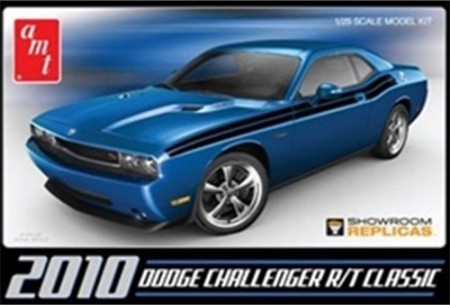 AMT 1/25 Dodge Challenger R/T Classic 2010