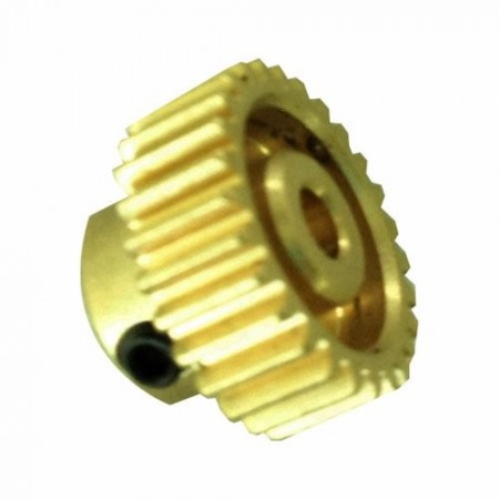 205-030 BSD MOTOR GEAR 27T/M3 SCREW – 48 PITCH