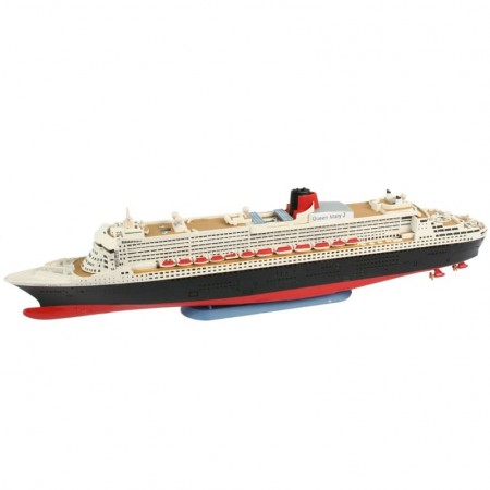 Revell Startsett 1/1200 Queen Mary 2