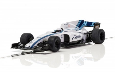 Scalextric 1:32 Williams FW40 No.19 2017