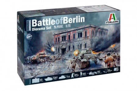 Italeri 1/72 Battle of Berlin 1945