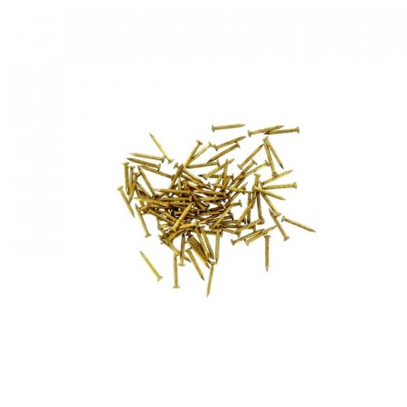 Brass Pins 10mm 100 stk.