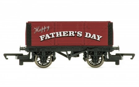 Hornby Happy Father´s Day Plank Wagon