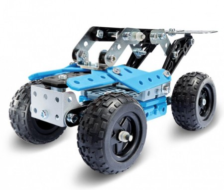 Meccano 15 Modellsett Off-Road Rally Buggy