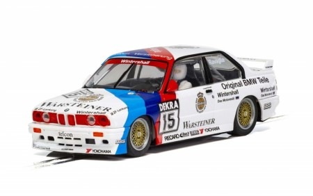 Scalextric 1/32 BMW E30 M3 No.15  DTM Champion