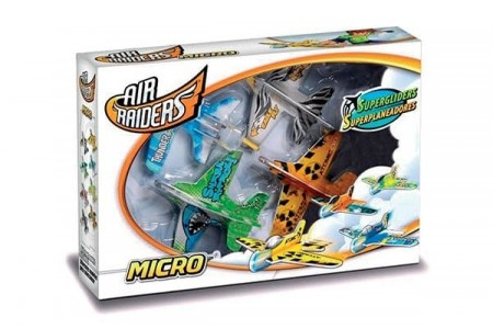 Air Raiders Super Gliders Micro