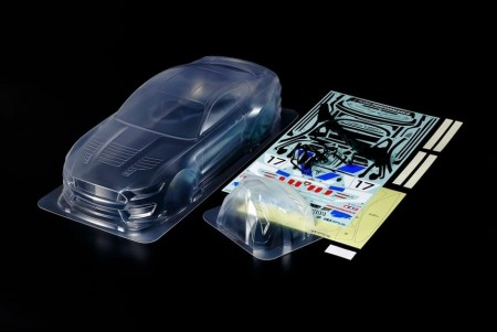51614 Tamiya 1/10 Ford Mustang GT4 Body
