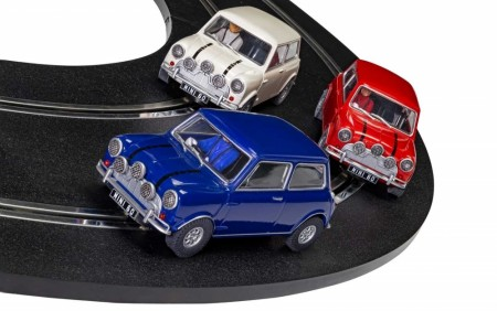 Scalextric Bilsett 1/32 Mini Diamond Edition - Commemorative Triple Pack