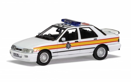 Corgi 1/43 Ford Sierra Sapphire RS Cosworth 4x4, Sussex Police