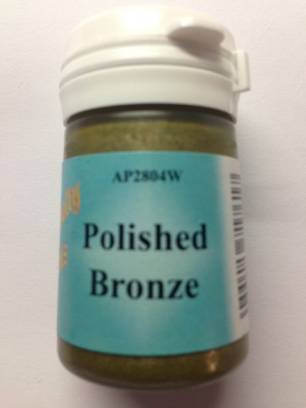 Admiralty Akryl Polished Bronze 18ml