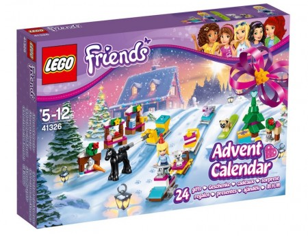 LEGO Friends Julekalender 2017