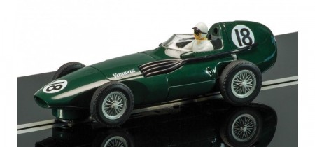 Scalextric bil 1:32 Legends Vanwall Limited Edition