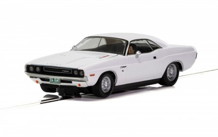 Scalextric 1:32 Dodge Challenger 1970 White