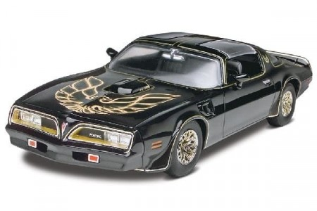 Revell 1/25 Smokey and the Bandit Pontiac Firebird 1977