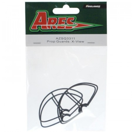 AZSQ3311 Ares X-View Prop Guards